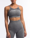 Arise Key Sportsbra - Charcoal