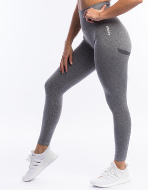 Arise Key Leggings - Charcoal