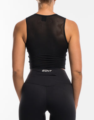 Echt Range Top - Black