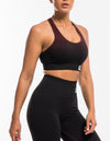 Arise Ombre Sportsbra - Black/Berry