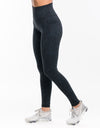 Echt Essentia Pocket Leggings - Blue Dot