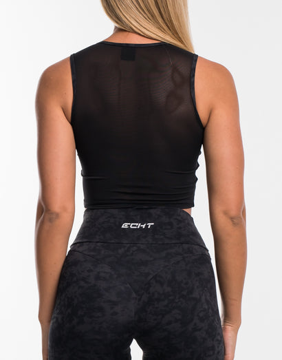 Echt Stealth Top - Black