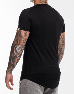 Echt Storm T-Shirt - Black