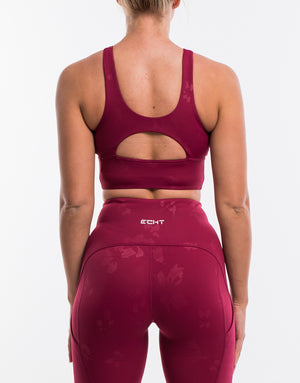 Echt Advance Bra - Plum