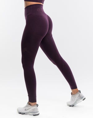 Arise Surge Leggings - Plum