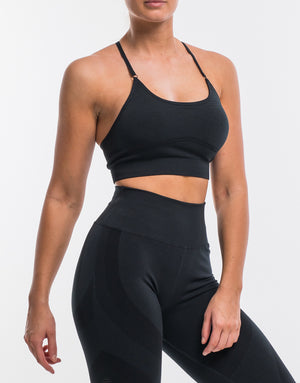 Arise Surge Sportsbra - Dark Grey