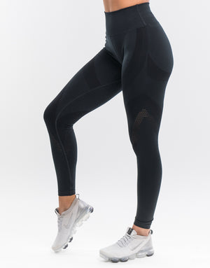 Arise Surge Leggings - Black