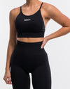 Arise Key Sportsbra - Black