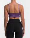 Echt Haven Sportsbra - Purple