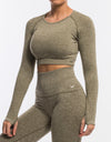 Echt Sensory Long Sleeve - Khaki