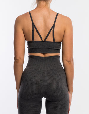 Echt Sensory Sportsbra - Pirate Black