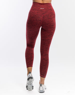 Echt Active Leggings - Berry Marl