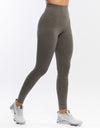 Echt Weave Scrunch Leggings - Bronze