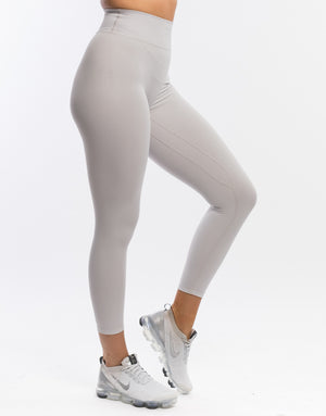 Echt Play Leggings - Light Grey