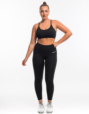 Echt Purpose Sportsbra - Black