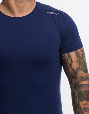 Echt Core T-Shirt V2 - Navy