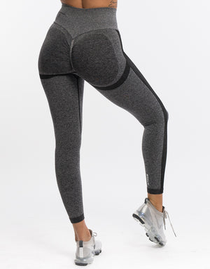Arise Scrunch Leggings V2 - Charcoal