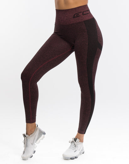 Arise Scrunch Leggings V2 - Berry