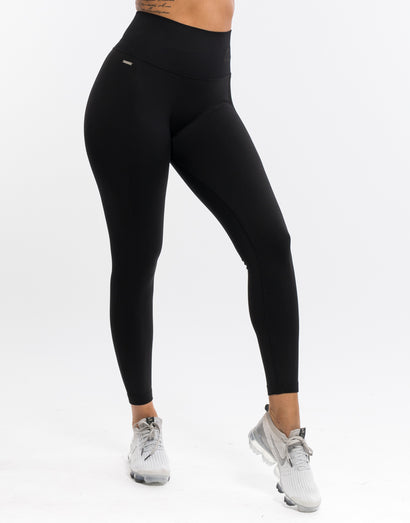 Arise Scrunch Leggings V2 - Black