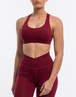 Echt Flex Sportsbra - Red