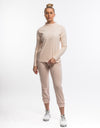 Echt Play Long Sleeve - Nude