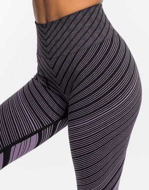Rival Leggings - Purple