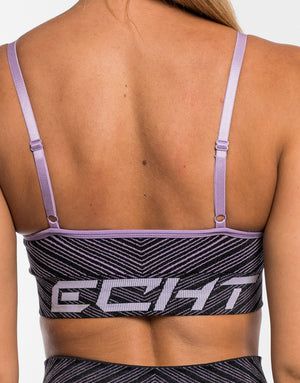 Rival Sportsbra - Purple