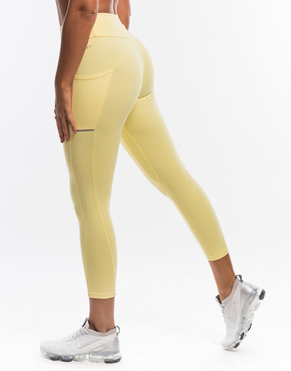 Echt Purpose Leggings - Lemonade