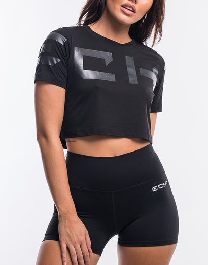 Echt Power Tee - Black