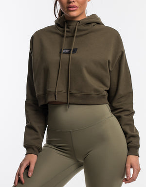 Echt Guard Hoodie - Olive