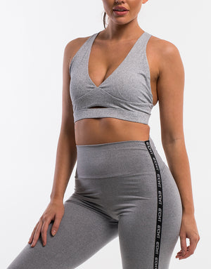Echt Force Sportsbra V2 - Heather