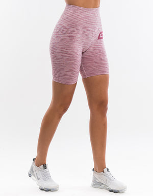 Tricot Shorts - Pink