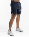 Echt Shadow Shorts - Navy