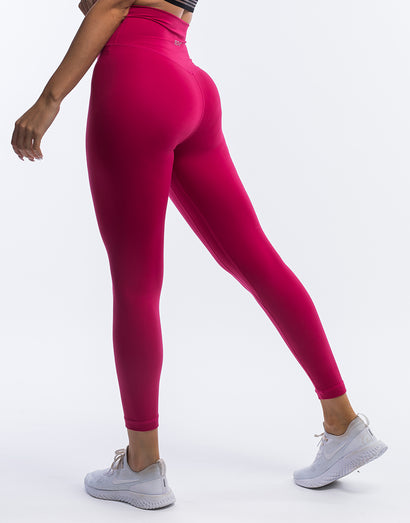 Echt Range Leggings - Berry