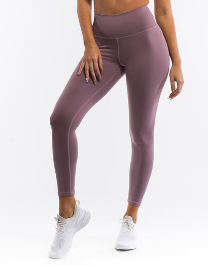 Echt Force Scrunch Leggings - Mauve