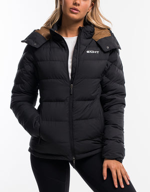 Ladies Essentia Down Jacket - Black