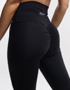 Echt Scrunch Leggings II - Black