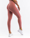 Echt Force Scrunch Leggings - Dusty Pink