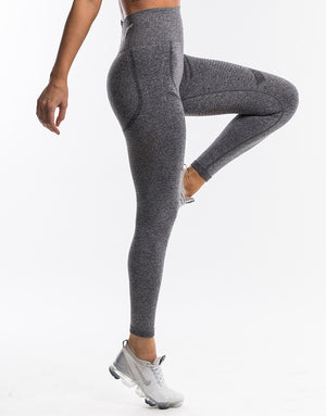Arise Leggings - Charcoal