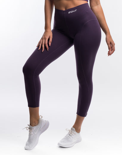 Echt Power Leggings - Grape