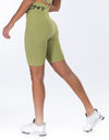 Arise Comfort Shorts - Lime Green