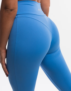 Echt Tempo Leggings - Blue