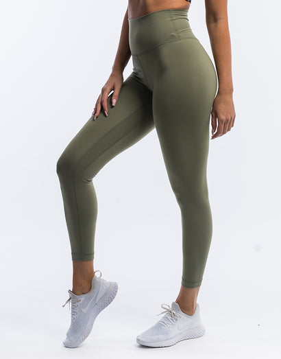 Echt Range Leggings - Olive
