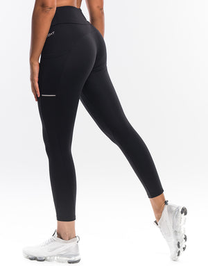 Echt Purpose Leggings - Black