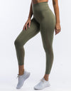 Echt Elite Leggings - Olive