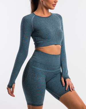 Echt Sensory Long Sleeve - Air Blue