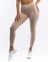 Echt Force Scrunch Leggings - Nude