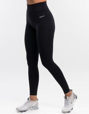 Echt Storm Leggings - Black