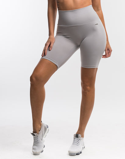 Echt Scrunch Bike Shorts II - Cloud Grey
