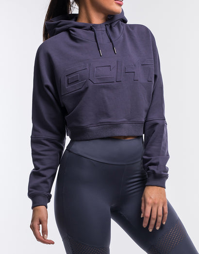 Echt Pima Ladies Zip-Up - Rosin